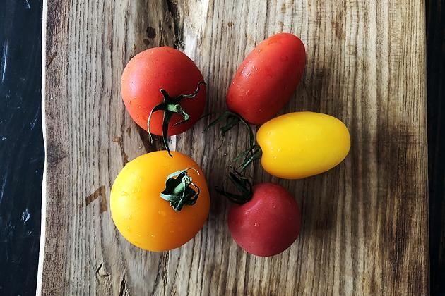 ミニトマト5種